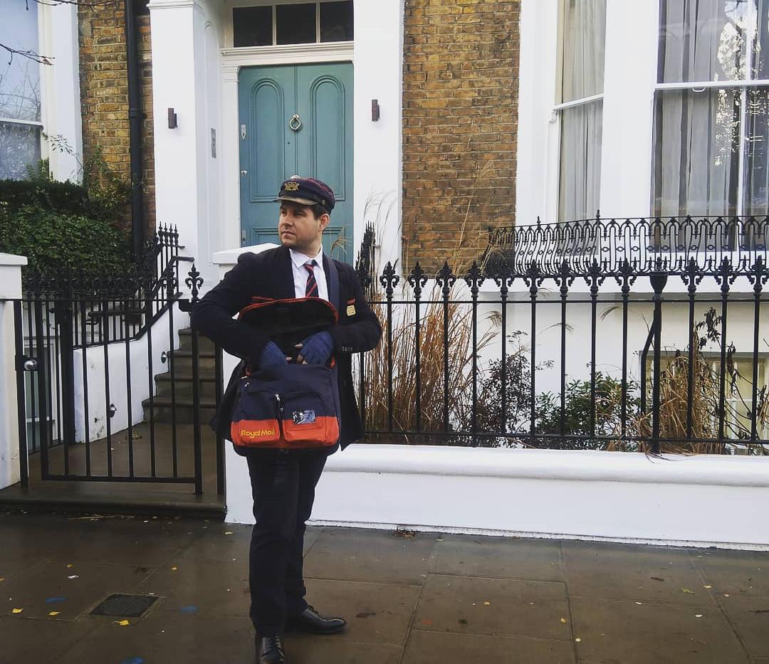 1994 London Postman.