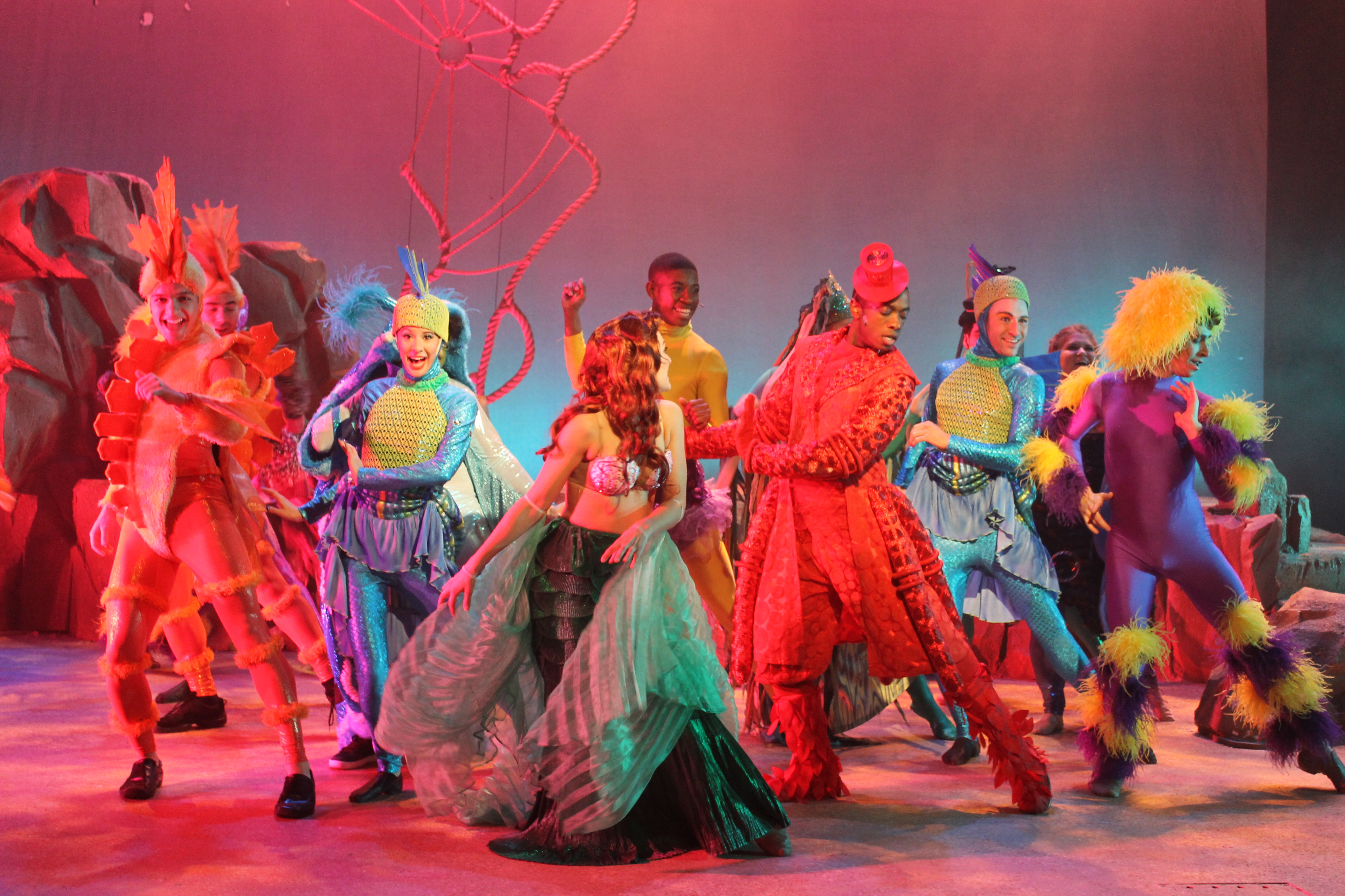 The Little Mermaid at WPPAC