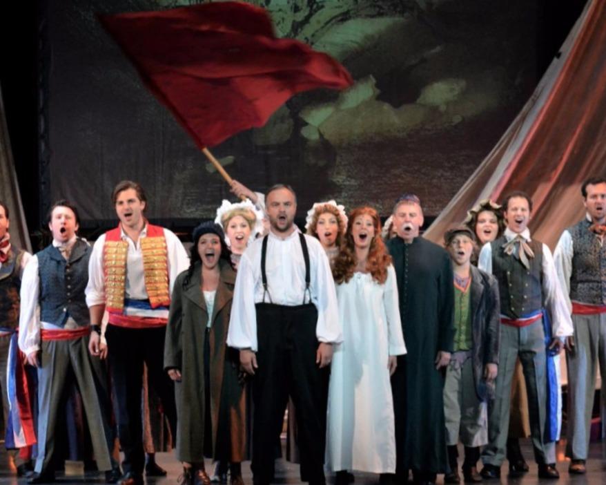 Les Misérables at WVPT
