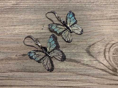 Filligree Butterfly Earring