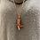 Thumbnail: Cowboy Boot Necklace
