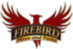 Firebird Pizza, Logo