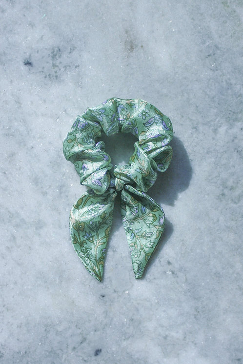 The Poppy Scrunchie