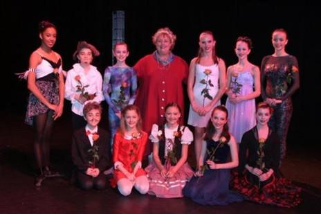 Ballet Bursary 2012