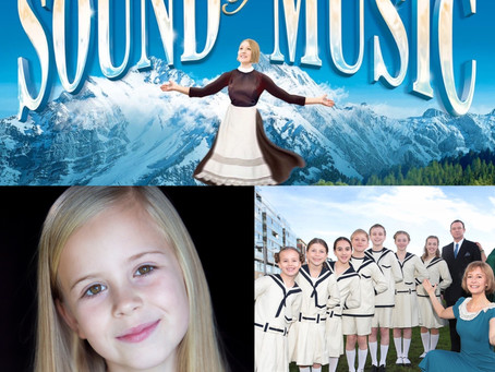 Summer in The Sound of Music UK Tour 2020