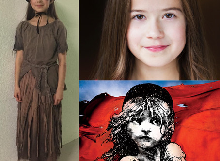 Ella in Les Miserables- Zurich