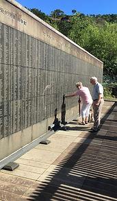 POW Jinguashi English Memorial
