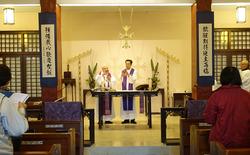 Church clergy