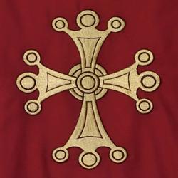 Church's Procession Cross