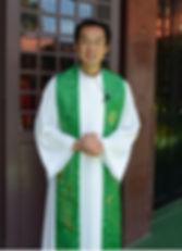 Rev. Keith Lee, Rector