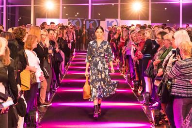 Hugo Boss Fashionshow