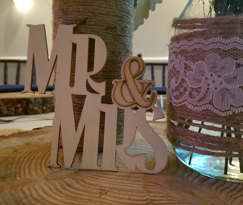 mr and mrs