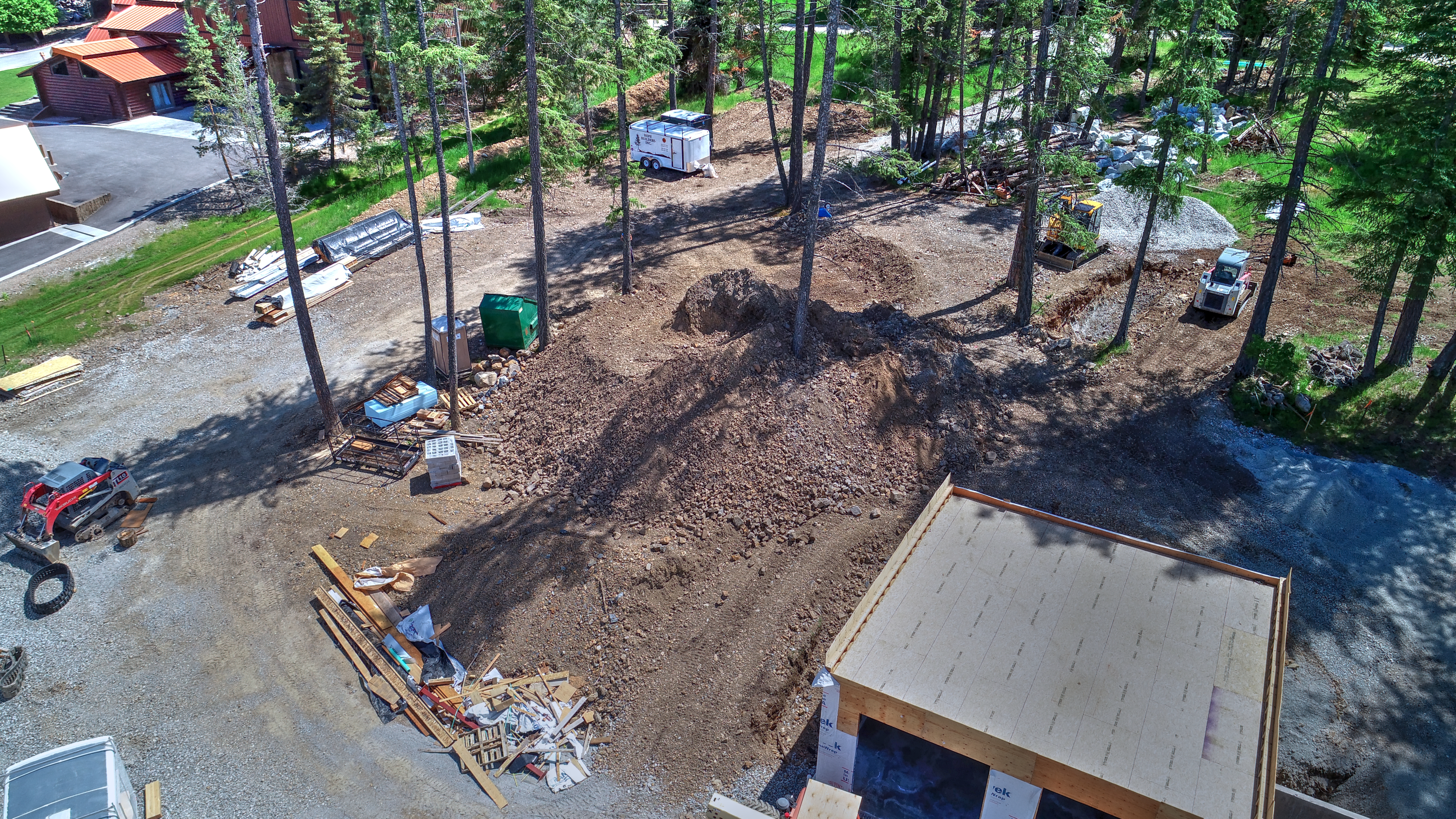 Brothers Excavation - Red Fir Dirt