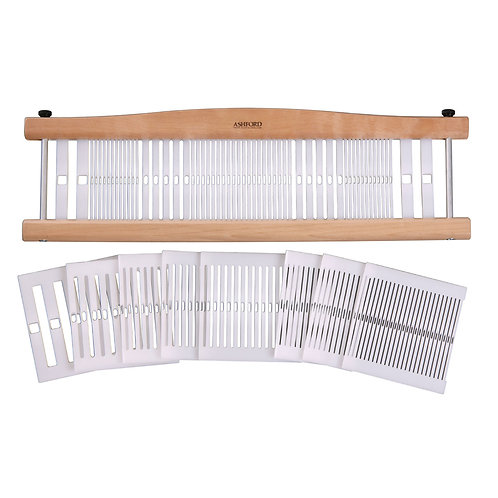 Rieten voor Rigid heddle en Sample it