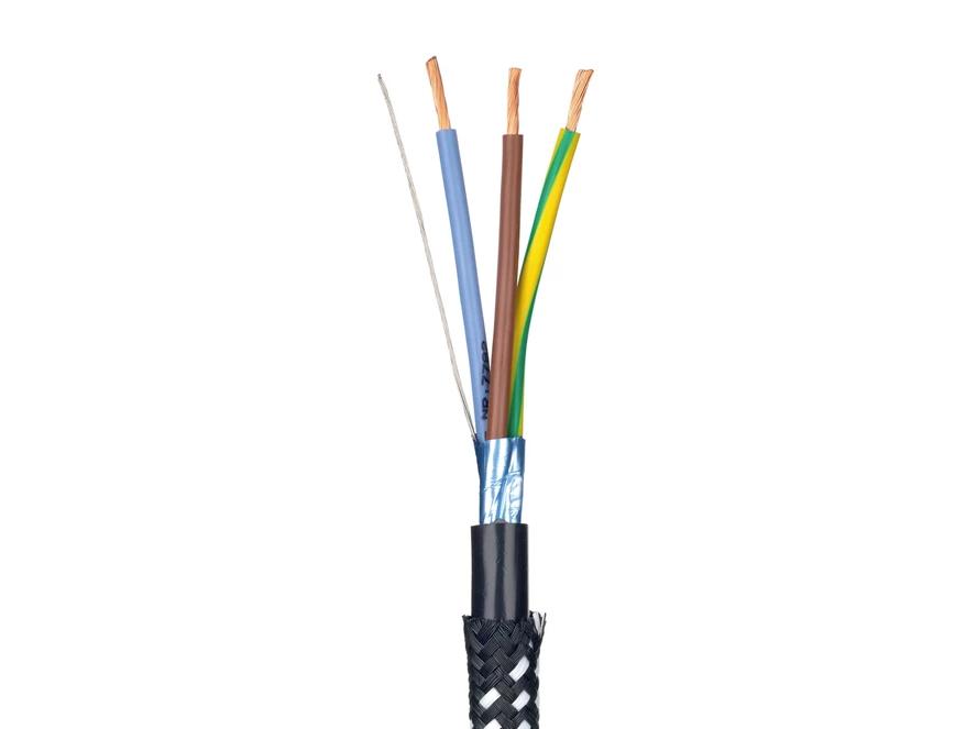1502F Power Cord (15 Amp)