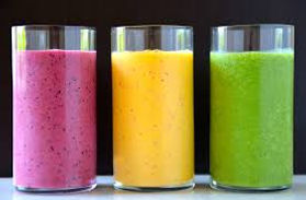 picture of fitness smoothies