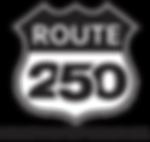route 250 logo