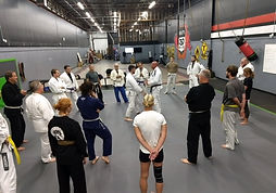 Jui-Jitsu Training Picture