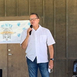 Carrollton Community Event Picture #1 with John speaking.jpg
