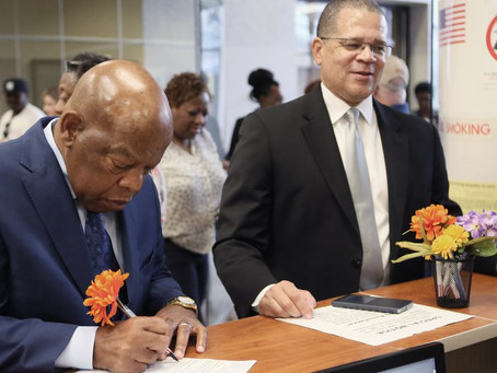 Personal Tribute to the Late Congressman John Lewis