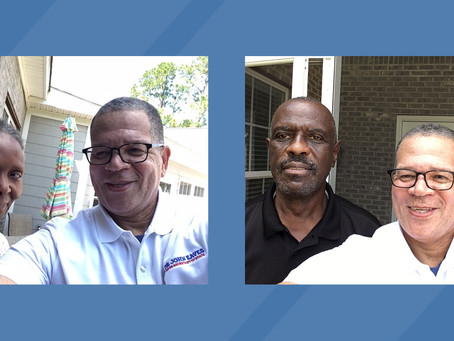 Two More Georgia Civic Leaders Endorse Dr. John Eaves for Secretary of State
