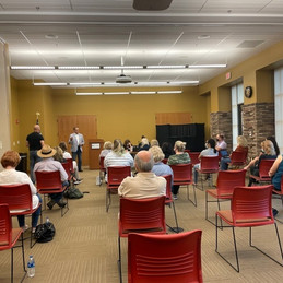 September 21, 2021: Forsyth County Democratic Party Meeting