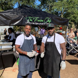 Peachtree City Community Festival Picture #4 with Caterers.jpg