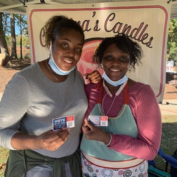 Peachtree City Community Festival Picture #1 with Chris and Aija.jpg