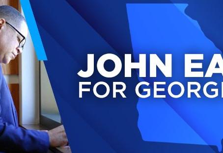 John Eaves to Make Guest Appearance on Atlanta Black Chambers'  Weekly Call
