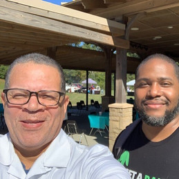 Carollton Community Event Picture #2 with Small Business Ownerer Travis Patterson.jpg
