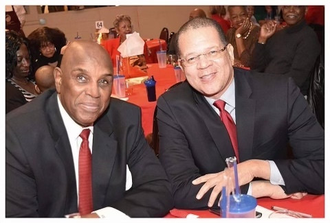 Rev. Dr. Gerald Durley and Dr. John Eaves