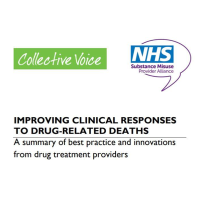 Improving Clinical Responses to Drug-Related Deaths