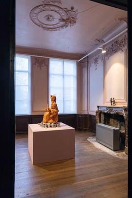 'Caesar Millan' (2019) by Sharon Van Overmeiren