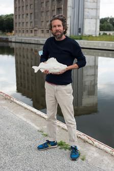 Karel Verhoeven - Caught Fish City Fish