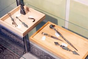 Romeinse chirurgische instrumenten