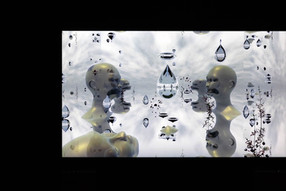 'Monk' (2020) by Isabel Cavenecia
