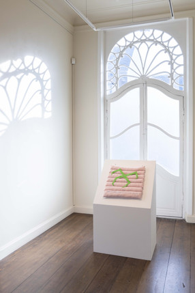 'The foreign spider through the window' (2020) by Eleni Papadopoulou