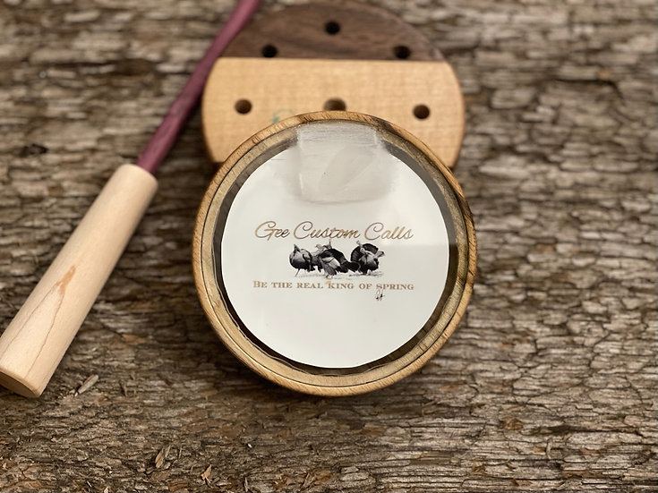 Gee Custom Calls Signature Glass Call