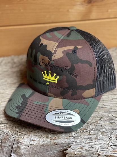 Gee Custom Trucker SnapBack Hat