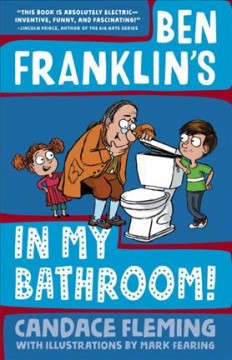 课外读物-Ben Franklin's in my bathroom!