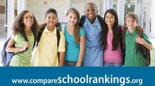 School Performance Elementary and secondary school rankings 菲沙研究所中小学排行榜