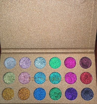 Diamond Pressed Glitter