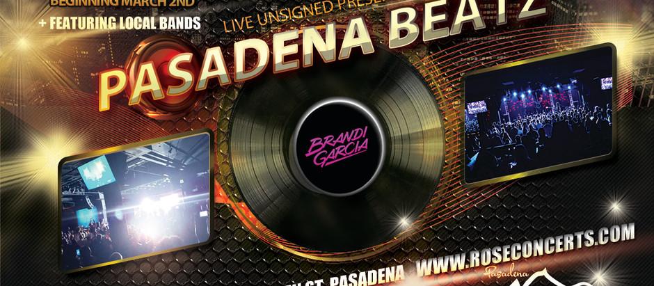Pasadena Beatz: Going LOCAL on Thursday Nights