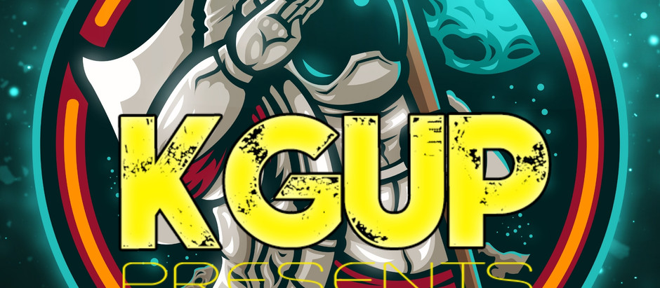 KGUP PRESENTS the podcast is here!
