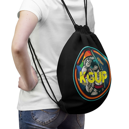 Official KGUP Drawstring Bag