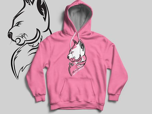 Simba Pink Hoodie