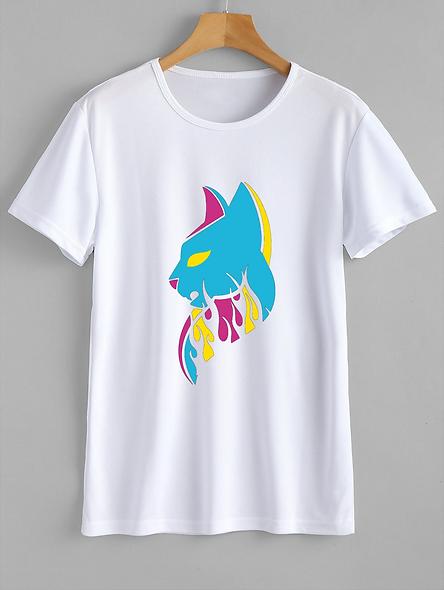 White Simba Shirt