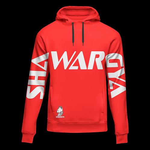 sha WAR gya - Red Hoodie