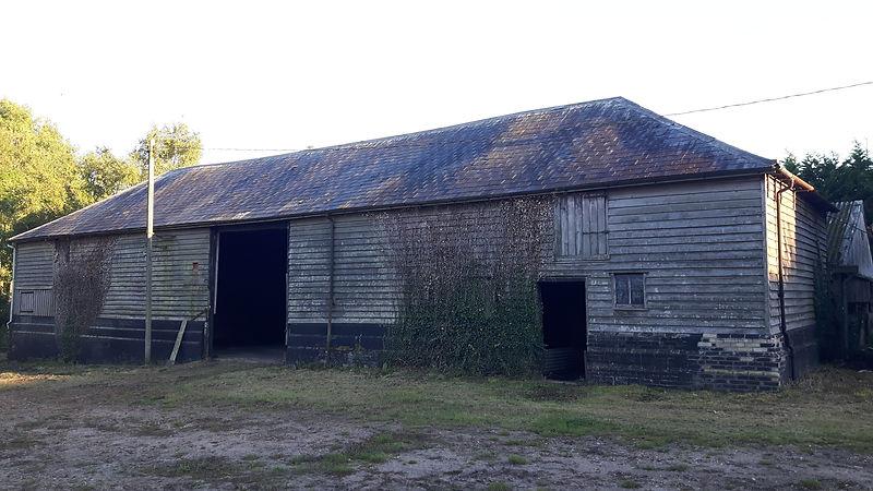 Slate Barn