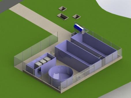 Afvalwaterzuivering voor UPC Sint-Kamillus te Bierbeek